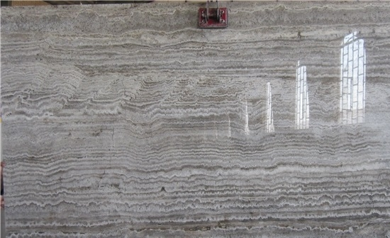 Travertine Silver Grey